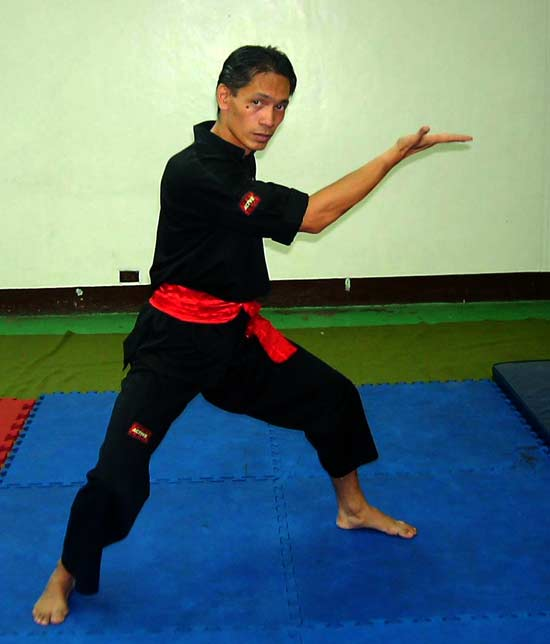 History Keluarga Pencak Silat Nusantara in The Phillippines